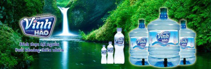 nước khoáng nào tốt nhất