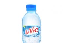 Nước khoáng Lavie quận 12