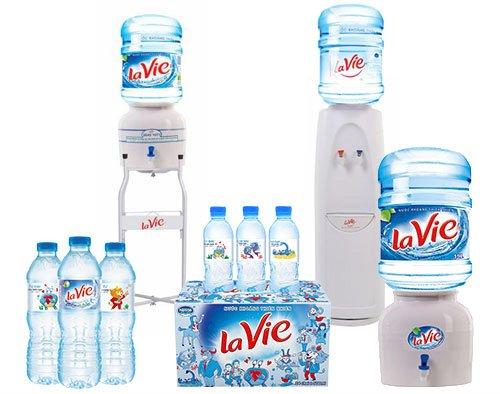 nước khoáng Lavie giá rẻ TPHCM