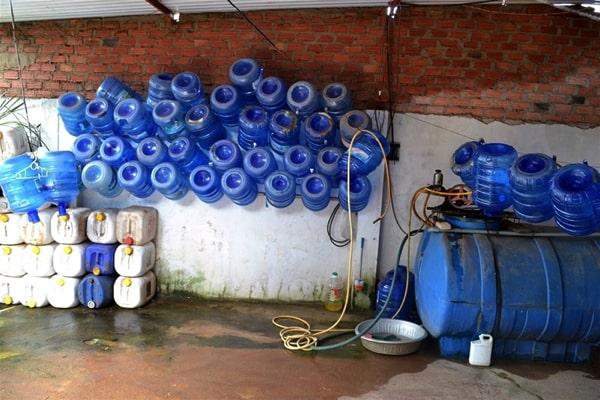 Đại lý nước khoáng lavie không cung cấp  nước uống kém chất lượng