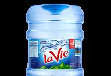 Một sản phẩm nước Lavie do Công ty Dương Hạnh cung cấp